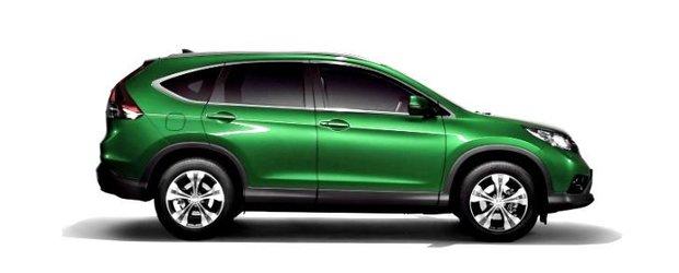 Noua Honda CR-V - Promo oficial