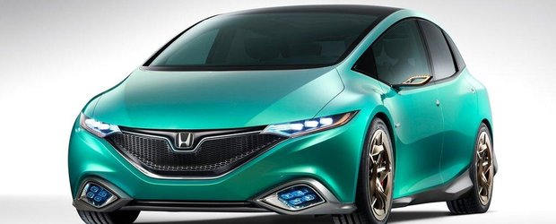 Noua Honda Jazz se lanseaza in octombrie