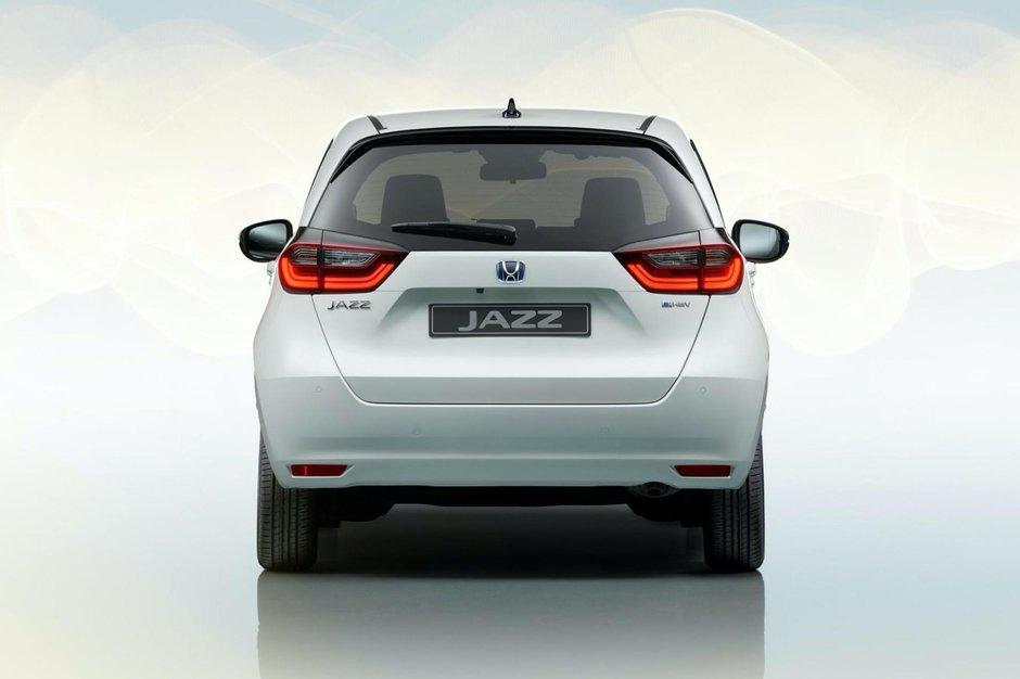 Noua Honda Jazz