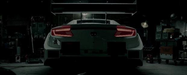 Noua Honda NSX Concept-GT ne invita la o... pauza de ceai