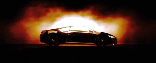 Noua Honda NSX, prezentata in filmul de promovare al jocului Gran Turismo 5
