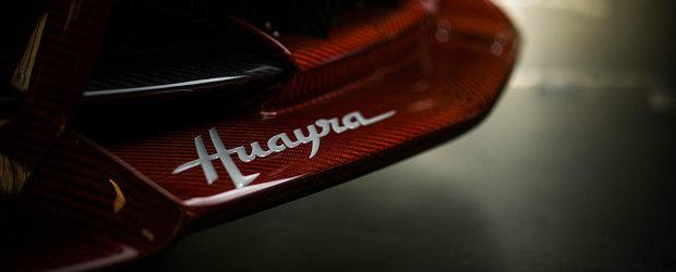 Noua Huayra Lampo a devenit rapid senzatia internetului. Cum arata exemplarul unicat