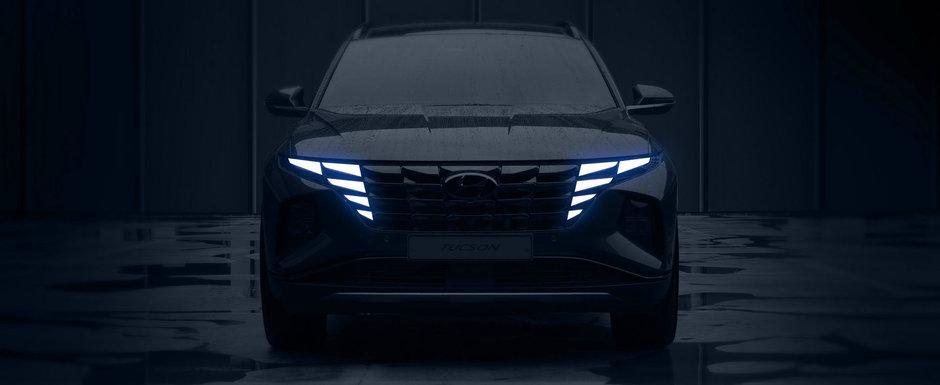 Noua Hyundai Tucson este diferita de tot ce ai vazut pana acum. IMAGINI oficiale