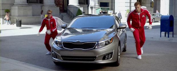 Noua Kia Optima salveaza omenirea de masinile plictisitoare