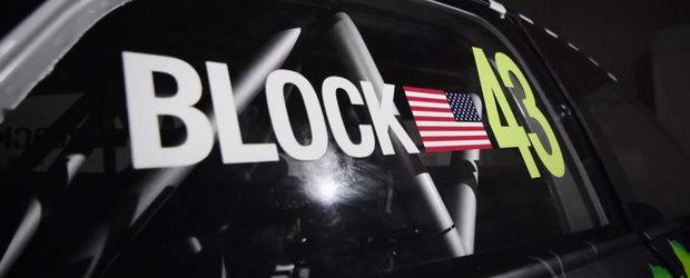 Noua masina a lui Ken Block. Cum arata si ce poate