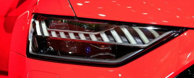 Noua masina cu motor de 600 CP s-a lansat si in Romania. Face suta in doar 3,6 secunde
