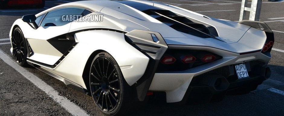 Noua masina de 3,6 milioane de dolari de la Lamborghini nu seamana cu nimic din ce ai vazut pana acum. Cum arata in realitate