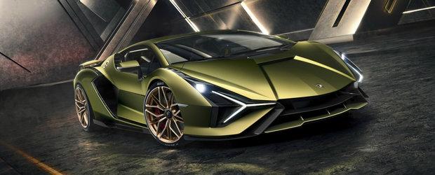 Noua masina de 3,6 milioane de dolari de la Lamborghini nu seamana cu nimic din ce ai vazut pana acum. FOTO ca sa te convingi si singur