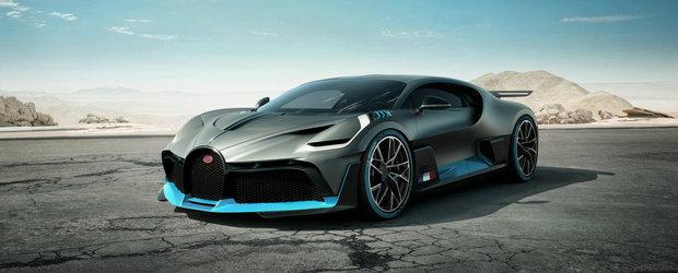 Noua masina de cinci milioane de euro de la Bugatti nu seamana cu nimic din ce ai vazut pana acum. GALERIE FOTO