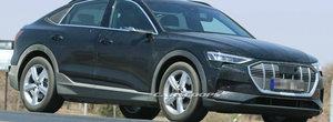 Noua masina de la Audi a fost surprinsa complet necamuflata si... ei bine, arata exact asa