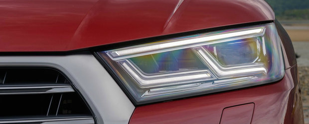 Noua masina de la Audi are un compresor electric pentru ZERO LAG