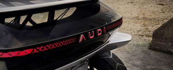 Noua masina de la Audi e diferita de tot ce ai vazut pana acum. Are drone in loc de faruri si scaune care se transforma in hamac