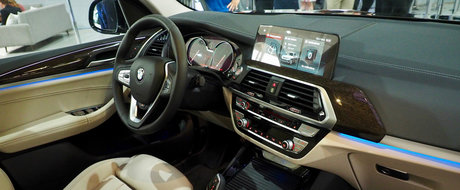 Noua masina de la BMW e lux. POZE REALE