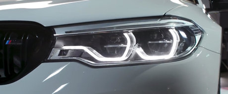Noua masina de la BMW nu are rival. Face suta in 3,3 secunde si bate tot de la Mercedes