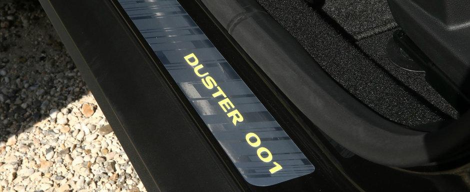 Noua masina de la Dacia e la fel de rara ca un Bugatti Chiron. FOTO ca sa te convingi si singur