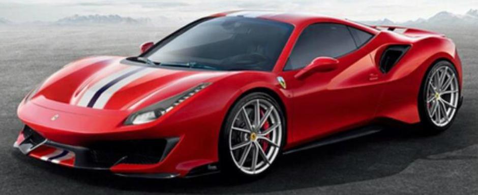 Noua masina de la Ferrari a scapat pe internet. Se numeste 488 Pista si are 700 de CAI