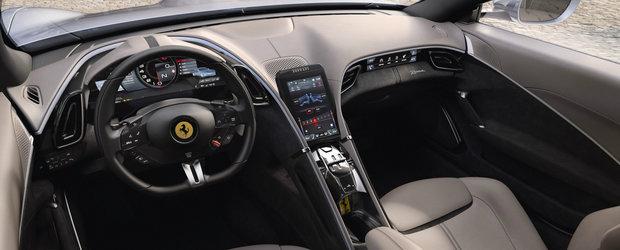 Noua masina de la Ferrari e diferita de tot ce vand acum italienii. FOTO ca sa te convingi si singur