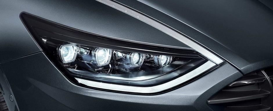 Noua masina de la Hyundai face Passat-ul sa para din secolul trecut. FOTO ca sa te convingi si singur