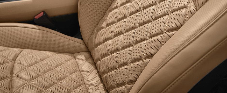 Noua masina de la Kia are scaune ca de S-Class. FOTO ca sa te convingi si singur