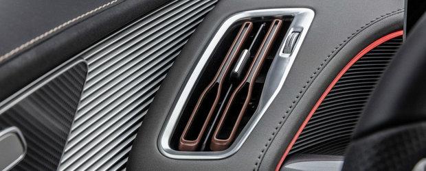 Noua masina de la Mercedes e diferita de tot ce a lansat marca germana pana acum. FOTO