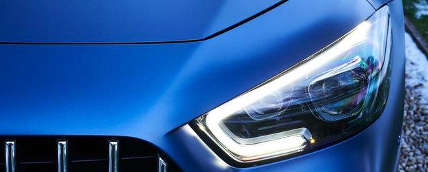 Noua masina de la Mercedes nu are rival. Face suta in doar 3,2 secunde si bate tot de la BMW