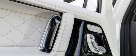 Noua masina de la Mercedes nu are rival in lume. Interiorul ii lasa cu gura cascata chiar si pe cei de la Audi, BMW sau Lexus