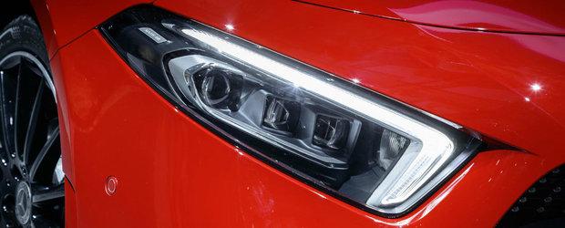 Noua masina de la Mercedes va fi campioana la acest capitol. Ultimele informatii anunta un motor cu 200+ CP per litru