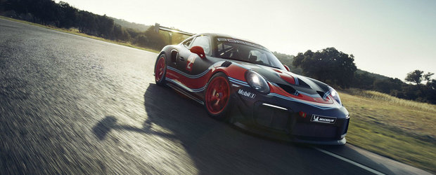 Noua masina de la Porsche are 700 de cai si este foarte scumpa la vedere. Doar 200 de norocosi o pot avea
