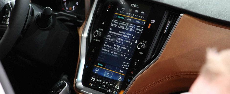 Noua masina de la Subaru te face sa uiti complet de cele nemtesti. Are motor turbo de 260 CP si ecran de 11.6 inch