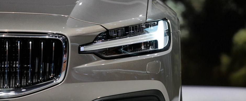 Noua masina de la Volvo arata bestial. Te face instant sa uiti de A4, Seria 3 si C-Class