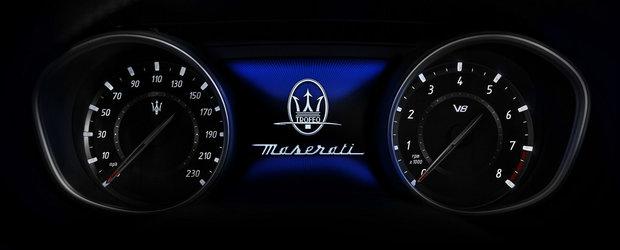 Noua masina de strada de la Maserati are 370 km/h in bord si 4x4 in standard. GALERIE FOTO
