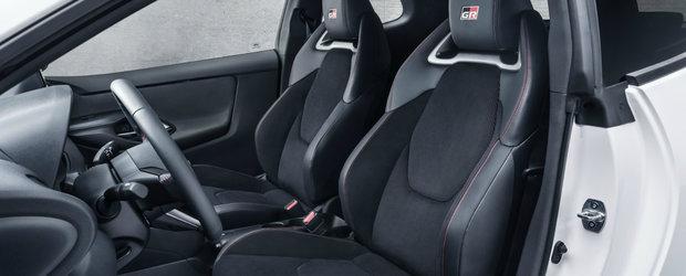 Noua masina de strada de la Toyota e nebunie curata: are motor 1.6 turbo de 261 CP si tractiune integrala in standard!