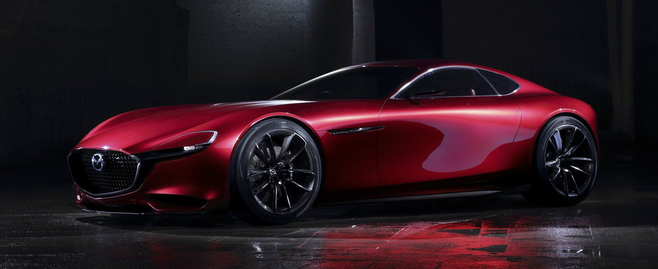 """""""Noua Mazda RX-9 NU va avea motor rotativ!"""" Scenariul de care fanii nici macar nu vor sa auda"""