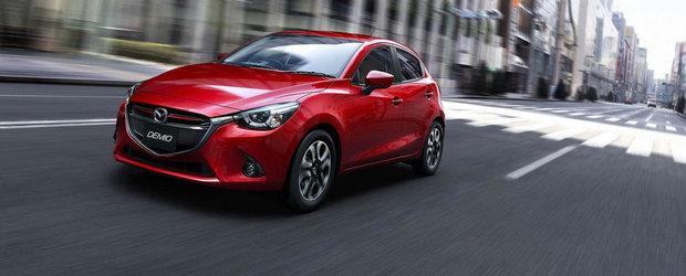 Noua Mazda2 porneste pe urmele competitiei cu un look chic si dotari pe masura