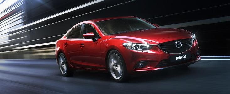 Noua Mazda6 beneficiaza de tehnologiile de siguranta 'i-ACTIVSENSE'