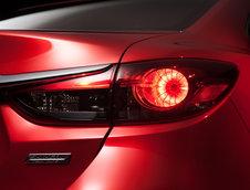 Noua Mazda6 - Galerie Foto