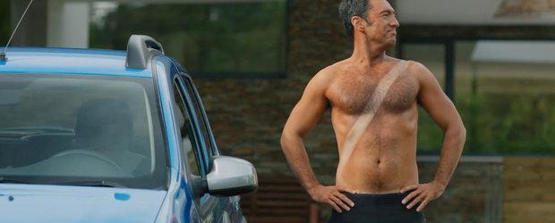 Noua reclama la Dacia Sandero Stepway: salonul de bronzare