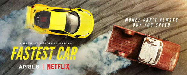 Noua serie de la Netflix pune fata in fata sportivele de fabrica si masinile tunate. VIDEO OFICIAL