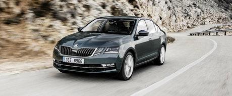 Noua Skoda Octavia ajunge in Romania. Cat costa controversata masina ceha