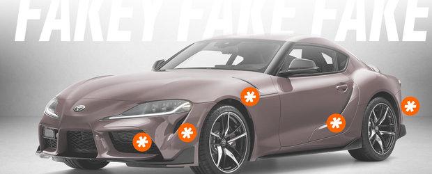 Noua Supra are atat de multe prize false de aer ca cineva ar trebui sa dea Toyota in judecata pentru reclama mincinoasa