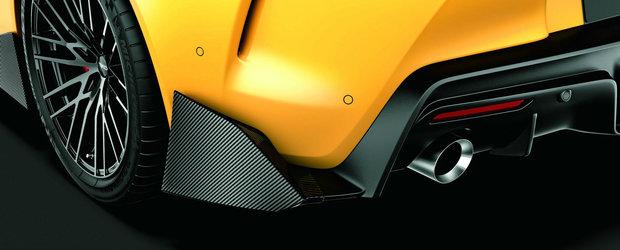 Noua SUPRA poate fi tunata acum din fabrica. Ce include pachetul de carbon propus de Toyota