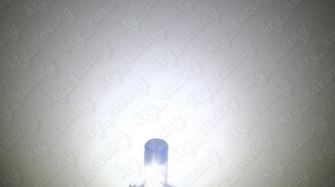 NOUA TEHNOLOGIE LED FARURI PROIECTOARE H7 H8 H4 H11 INSTALATIE COMPLETA SUPERIOARA XENON  4000LUMENI
