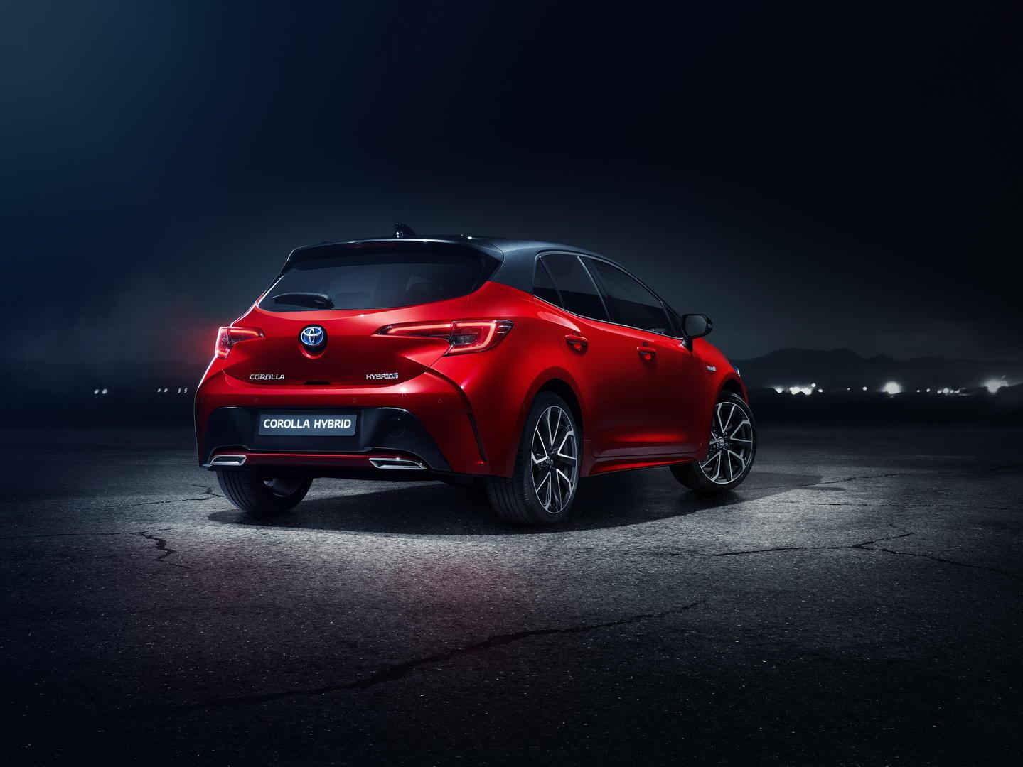 Noua Toyota Corolla - Noua Toyota Corolla