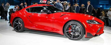 Noua Toyota Supra ar putea primi si o cutie manuala. Conditia pusa de japonezi pentru ca acest lucru sa se intample