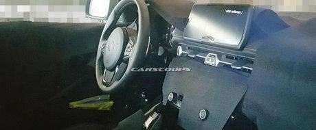 Noua Toyota Supra arata ca un BMW la interior. FOTO ca sa te convingi si singur