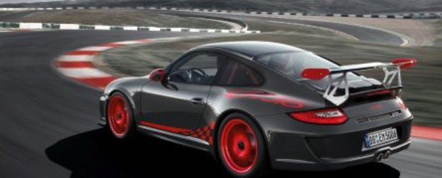 Noul 911 GT3 RS strabate 'Ring-ul in 7 min si 33 sec