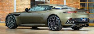 Noul Aston Martin DBS OHMSS Edition este coupe-ul cu cele mai frumoase jante de fabrica din lume. FOTO ca sa te convingi si singur