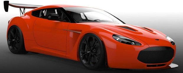 Noul Aston Martin V12 Zagato renunta la Villa d'Este in favoarea Nurburgring-ului