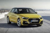 Noul Audi A1 - Primele poze