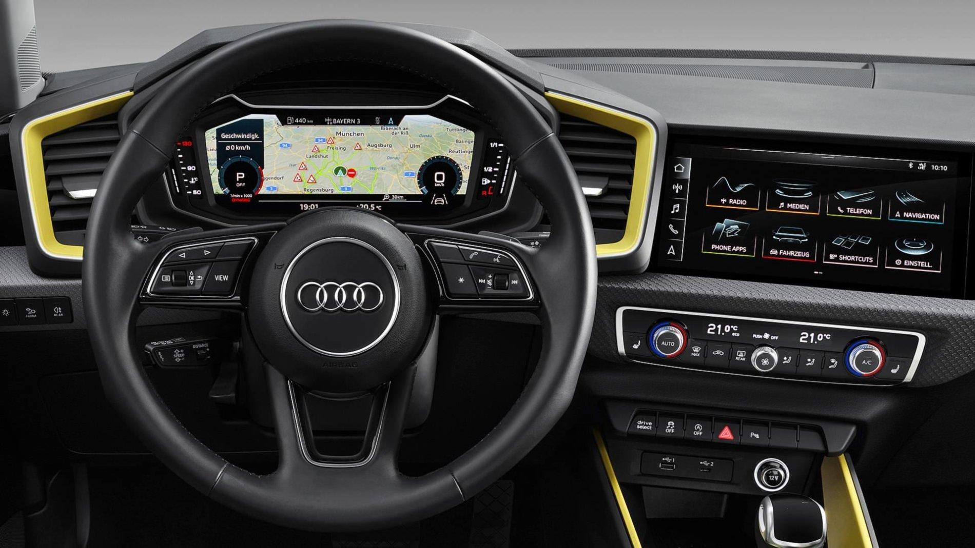 Noul Audi A1 - Noul Audi A1